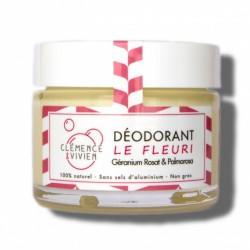 "Déodorant Naturel ""Le Fleuri"""