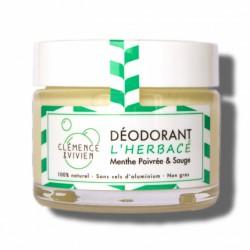 "Déodorant Naturel ""L'Herbacé"""