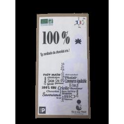 Chocolat cru - 100%