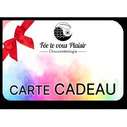 Carte cadeau SOIN - 50€