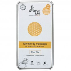 Tablette / barre de massage...