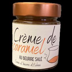 Crème caramel beurre d'Échiré