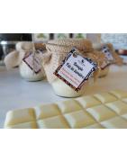 Nos bougies au beurre de cacao